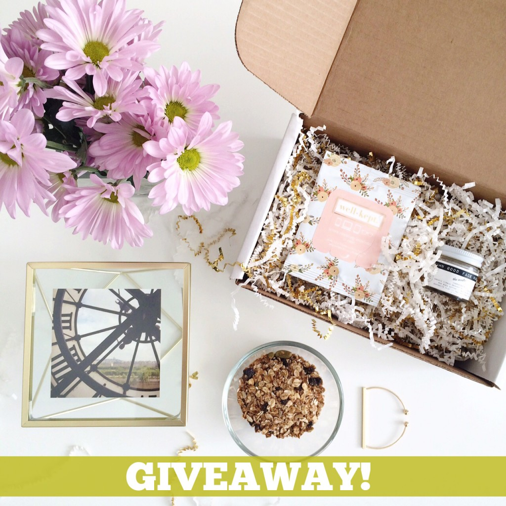 GIVEAWAY: Mommy Mailbox