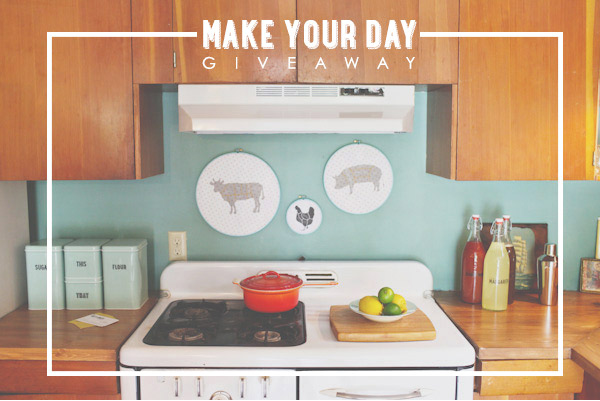 Make Your Day DIY // thepapermama.com