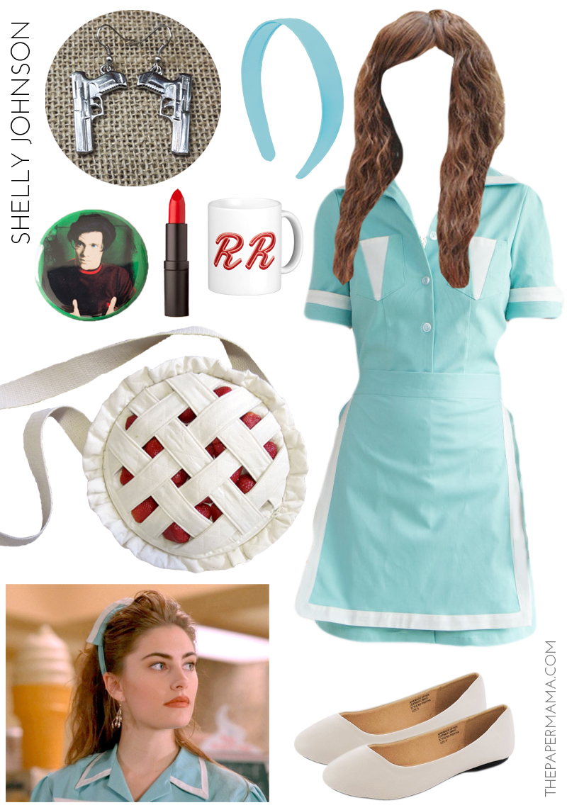 Shelly Johnson Twin Peaks Costume
