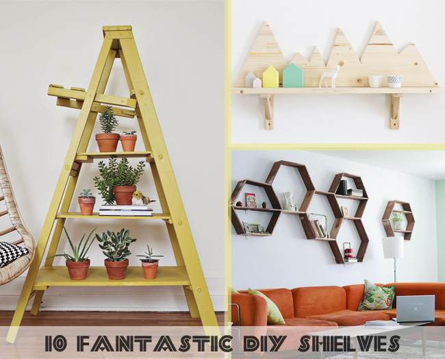 Shelves DIY
