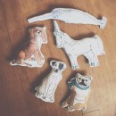 stuffed pups thepapermama.com