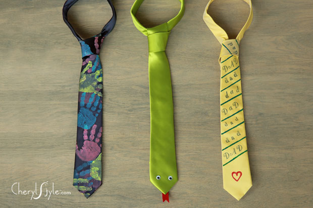 diy-fathers-day-tie-craft-idea-cherylstyle
