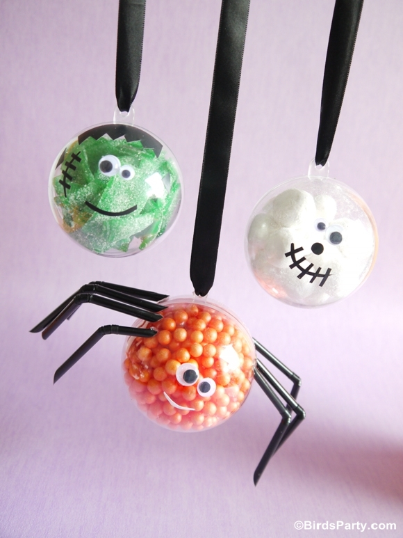 Edible Halloween Eyeballs