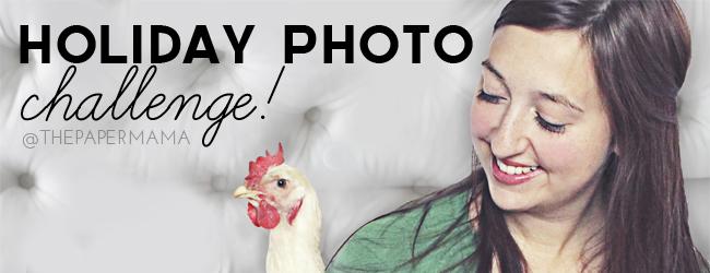 Day 24 of my 50 DIY Days of Christmas: 2013 Holiday Photo Challenge // thepapermama.com