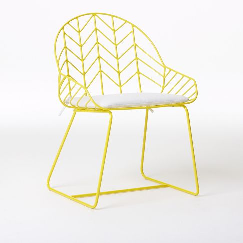 Bend Dining Chair // West Elm