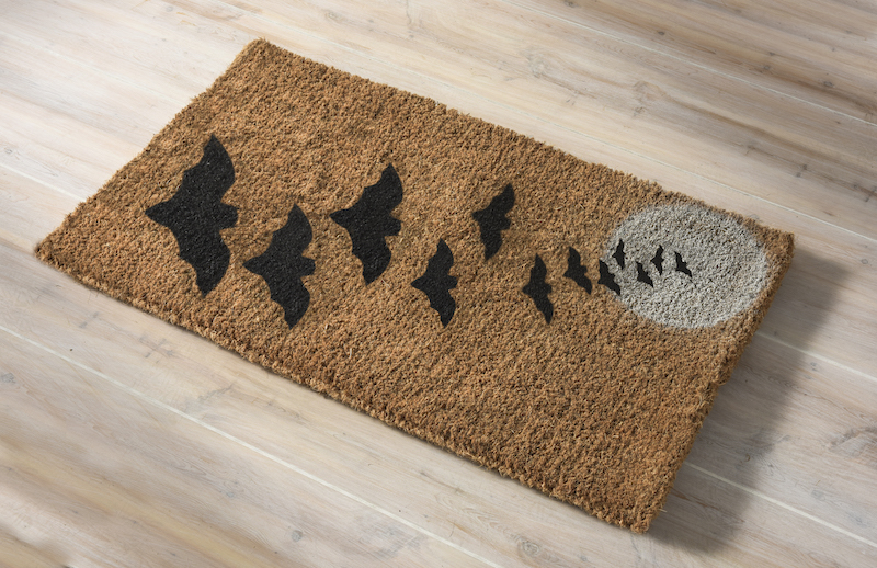Halloween Doormat DIY