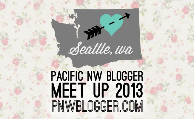 PNW Blogger Meet Up Seattle // thepapermama.com