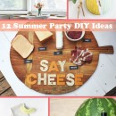 12 Summer Party DIY Ideas