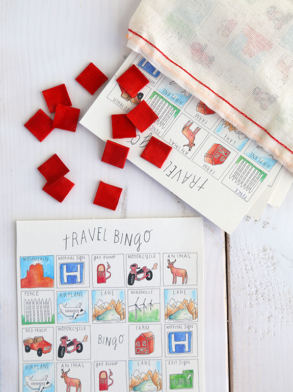 http://sayyes.com/2013/06/diy-family-car-games-travel-bingo-printable.html